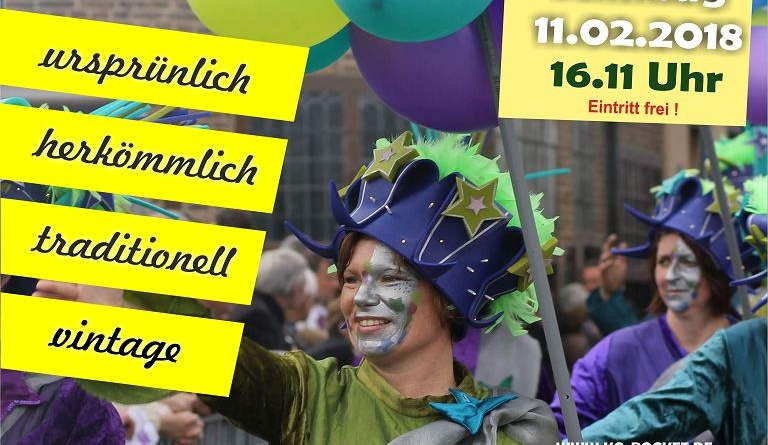 Karnevalszug Bocket